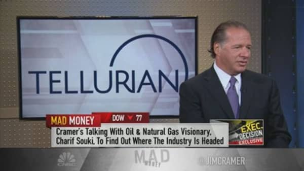 Chinese tariffs are 'no big deal' for natural gas, Tellurian founder says
