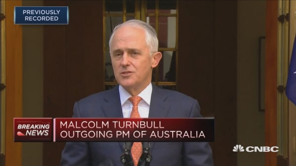Australian PM: It has been a challenging time as a PM
