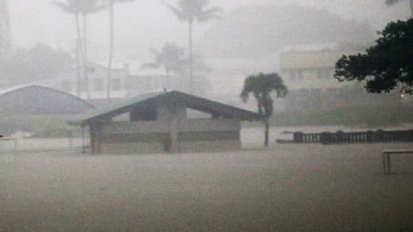 Hurricane Lane expected to bring heavy rainfall to Hawaii after downgrade