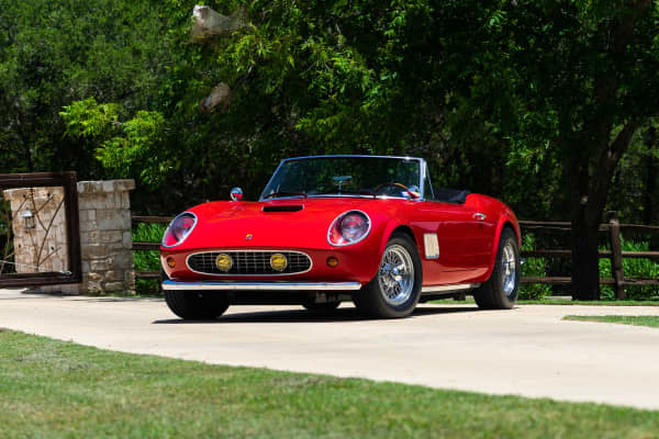 """The famous car from """"Ferris Bueller's Day Off"""""""