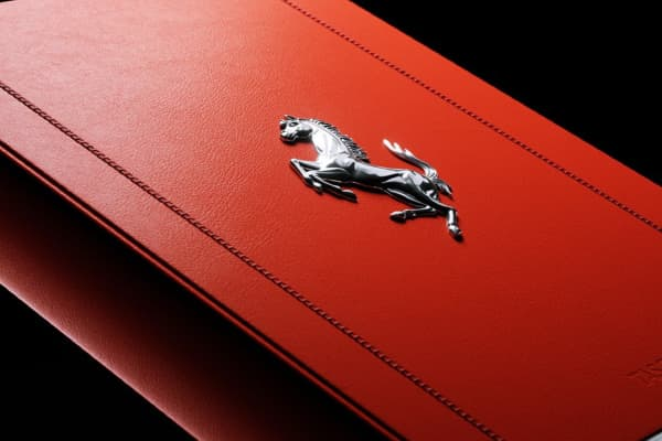 'Ferrari' limited edition book