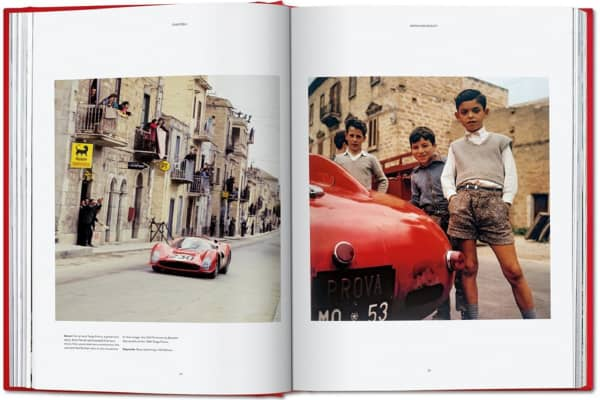 Ferrari limited edition book