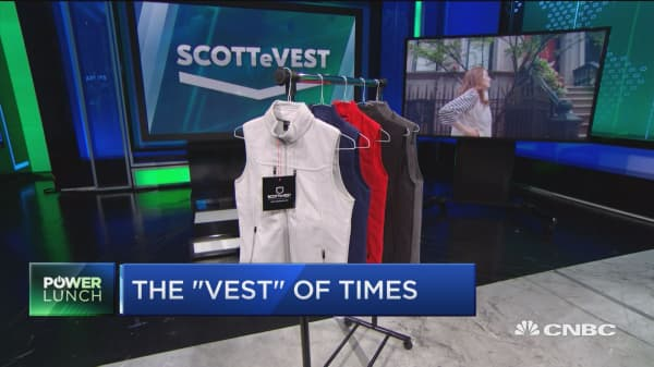 ScotteVest CEO on the vest craze