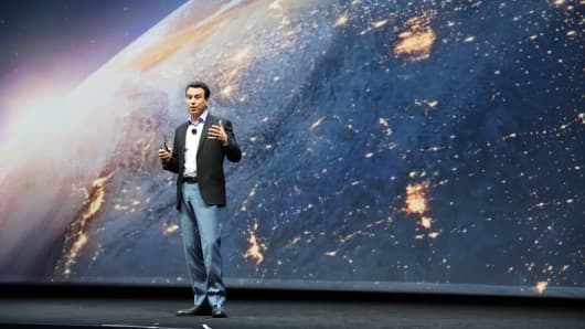 Autodesk president and CEO Andrew Anagnost.