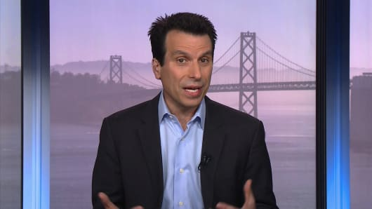 Autodesk president and CEO Andrew Anagnost in June 2017.
