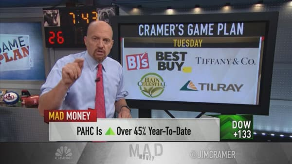 Cramer's game plan: The end of earnings season can still deliver upside surprises
