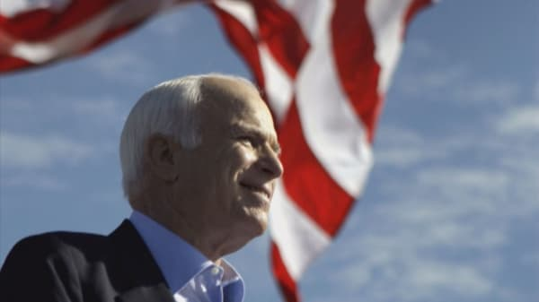 Remembering Sen. John McCain