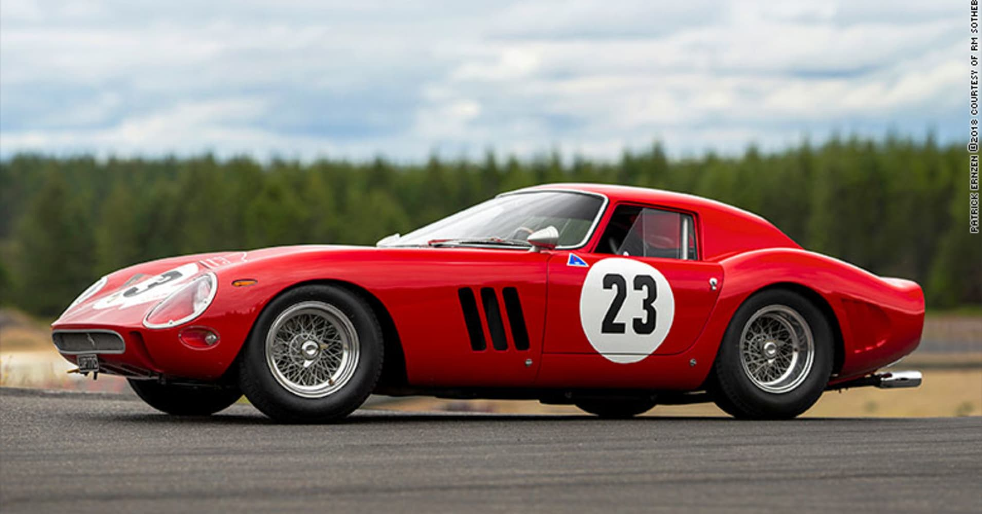 Most Expensive Car Ever Sold At Auction Priced At 48 5 Million