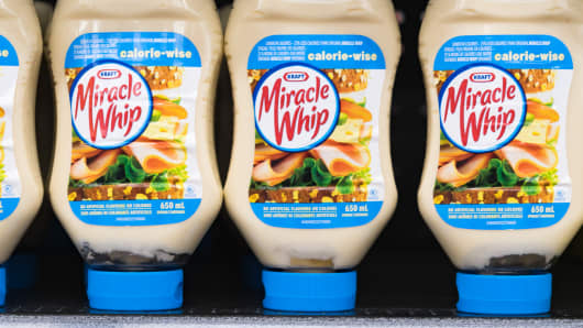 Are miracle whip and mayonnaise the same thing