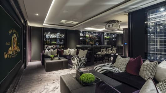 Pics: Mayfair mansion in one of London's most expensive