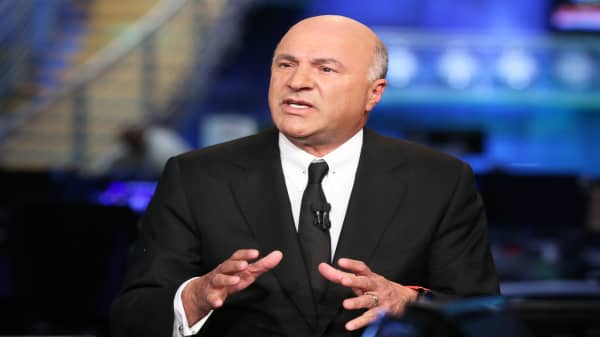 Kevin O'Leary weighs in on small caps, US-Mexico and Tesla