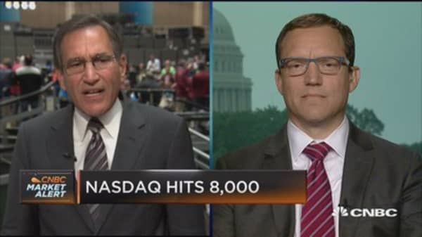 Santelli Exchange: Former National Economic Council Deputy Director on monetary policy