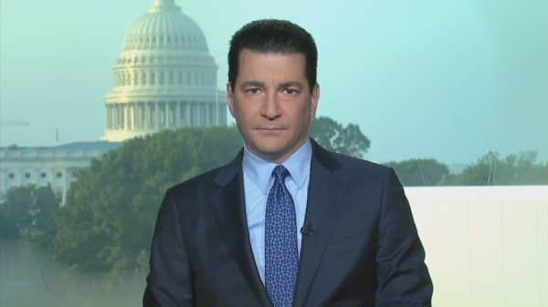 FDA Commissioner Scott Gottlieb on drug pricing and opioids