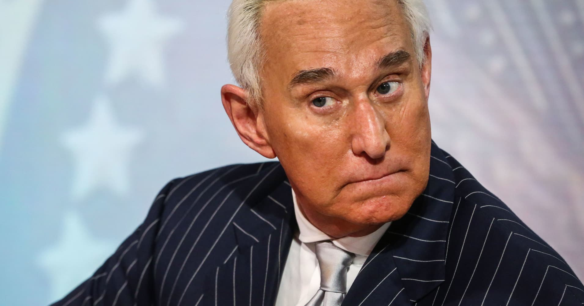 Judge bars Roger Stone from speaking about criminal case ...