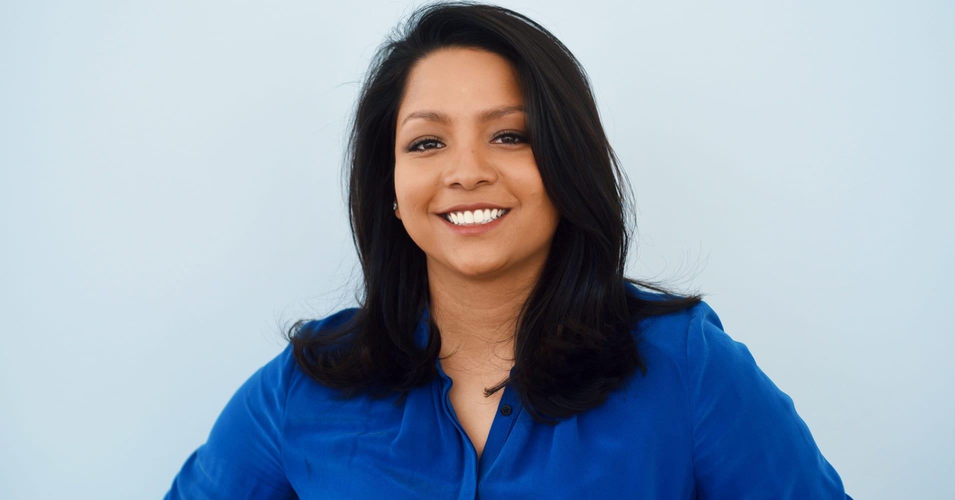 IAC's head of executive recruitment and c-suite talent management Sharfi Farhana.