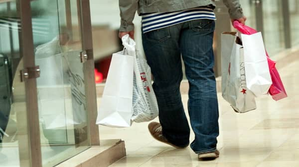 Consumer confidence index hits high since October 2000