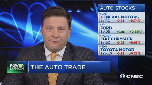 Despite trade deal, auto industry is a long way from a resolution, says Consumer Edge Research auto analyst