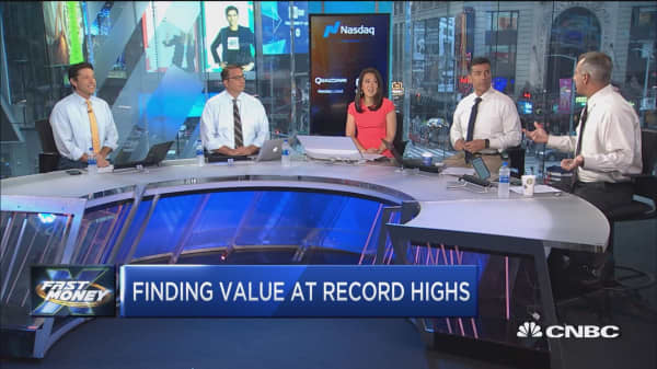 Where to find value at record highs
