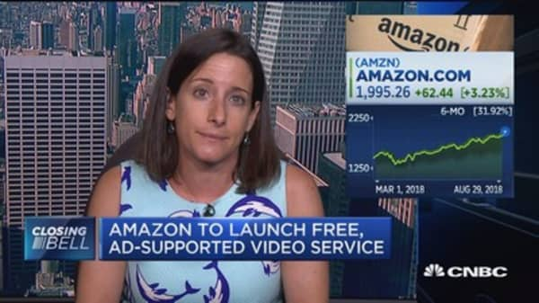 Amazon to launch free, ad-supported video service: TheInformation.com