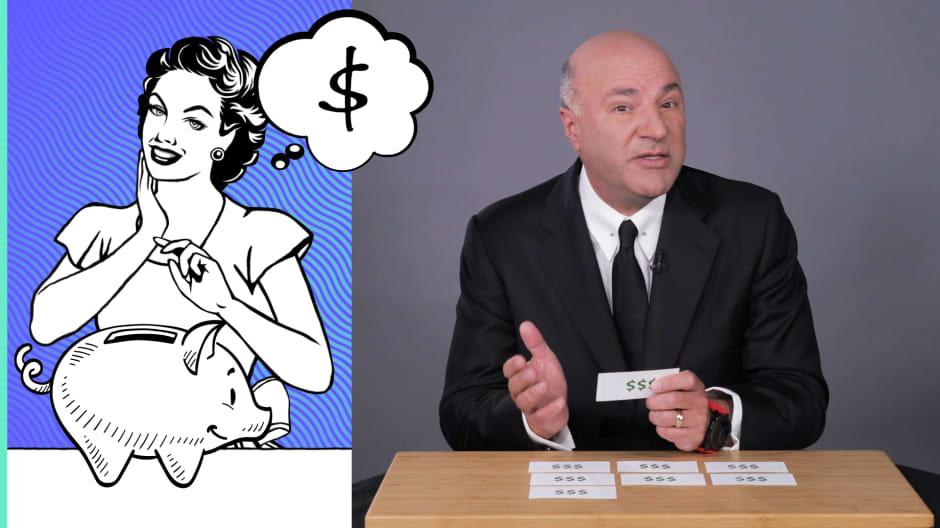 Cringeworthy money confessions from billionaire Kevin O'Leary