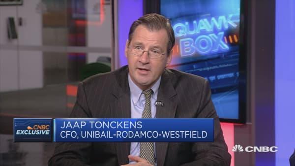 Unibail-Rodamco-Westfield CFO: The key is to plan ahead