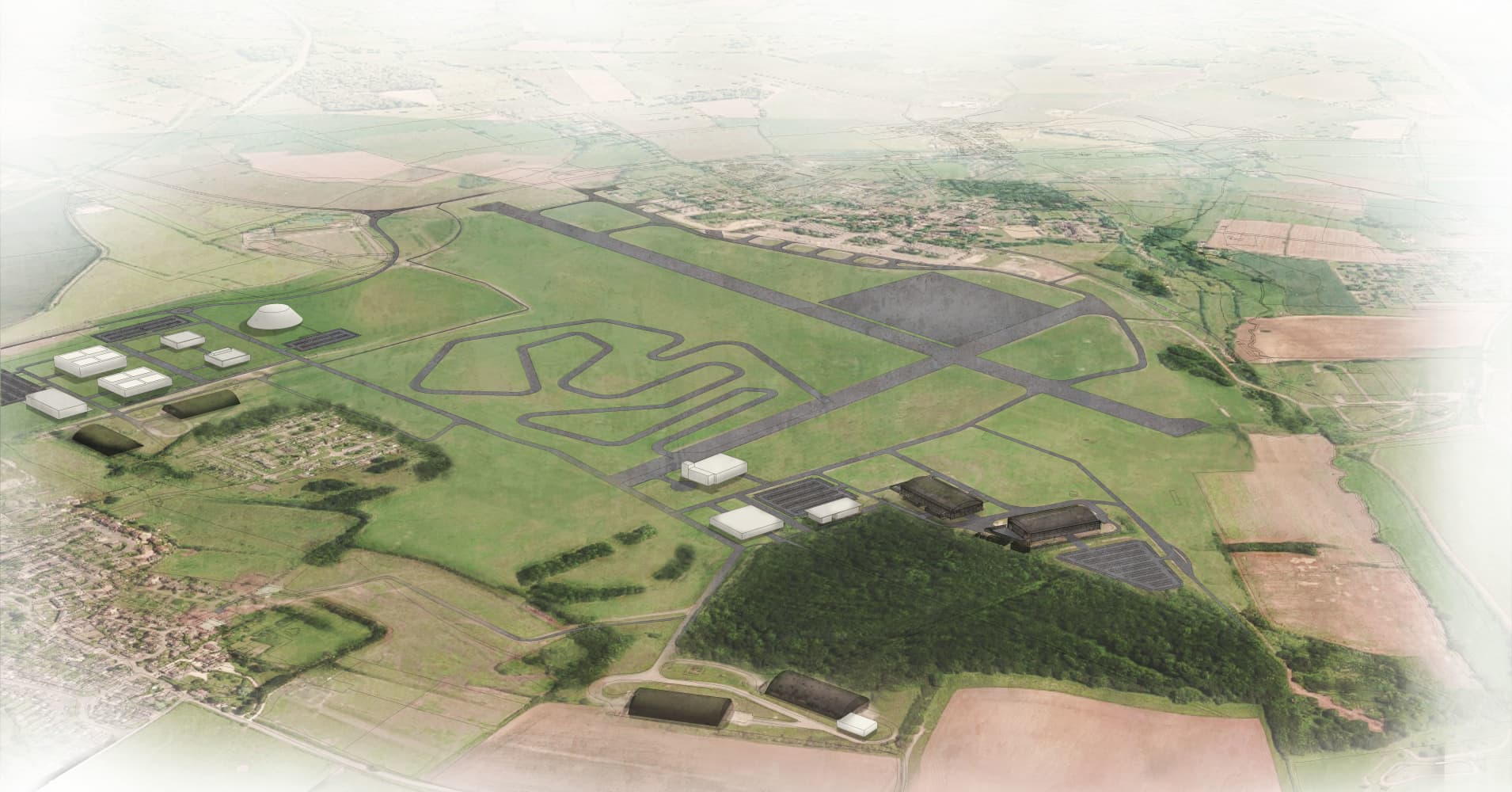 Dyson unveils plans for extensive electric vehicle testing site