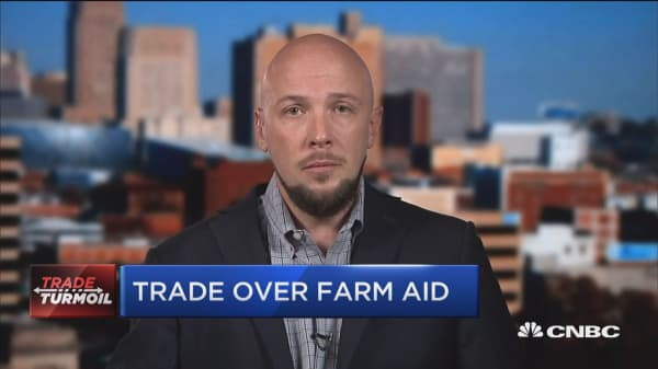 We've taken for granted how much of a win for us NAFTA has been, says farmer