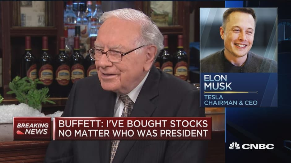Buffett: I have better things to do than tweet