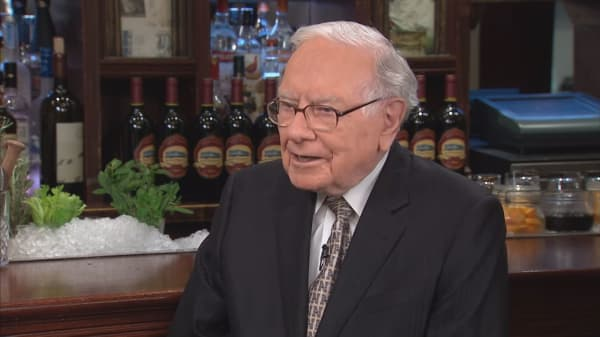 Watch CNBC's interview with Warren Buffett