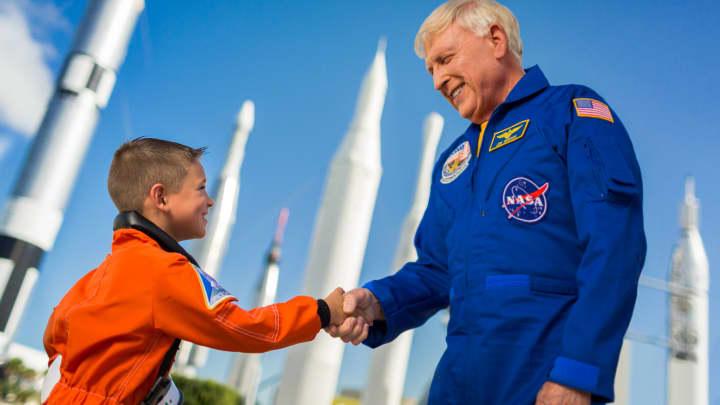 Meet an Astronaut