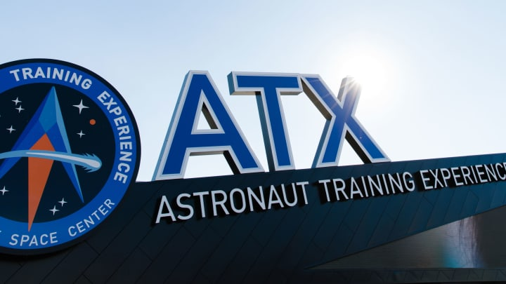 Astronaut Training Center