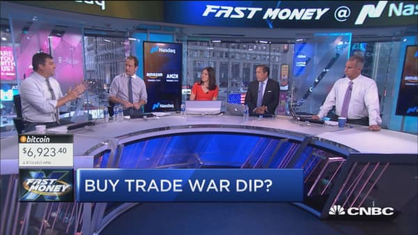 Should you buy the latest trade war dip?