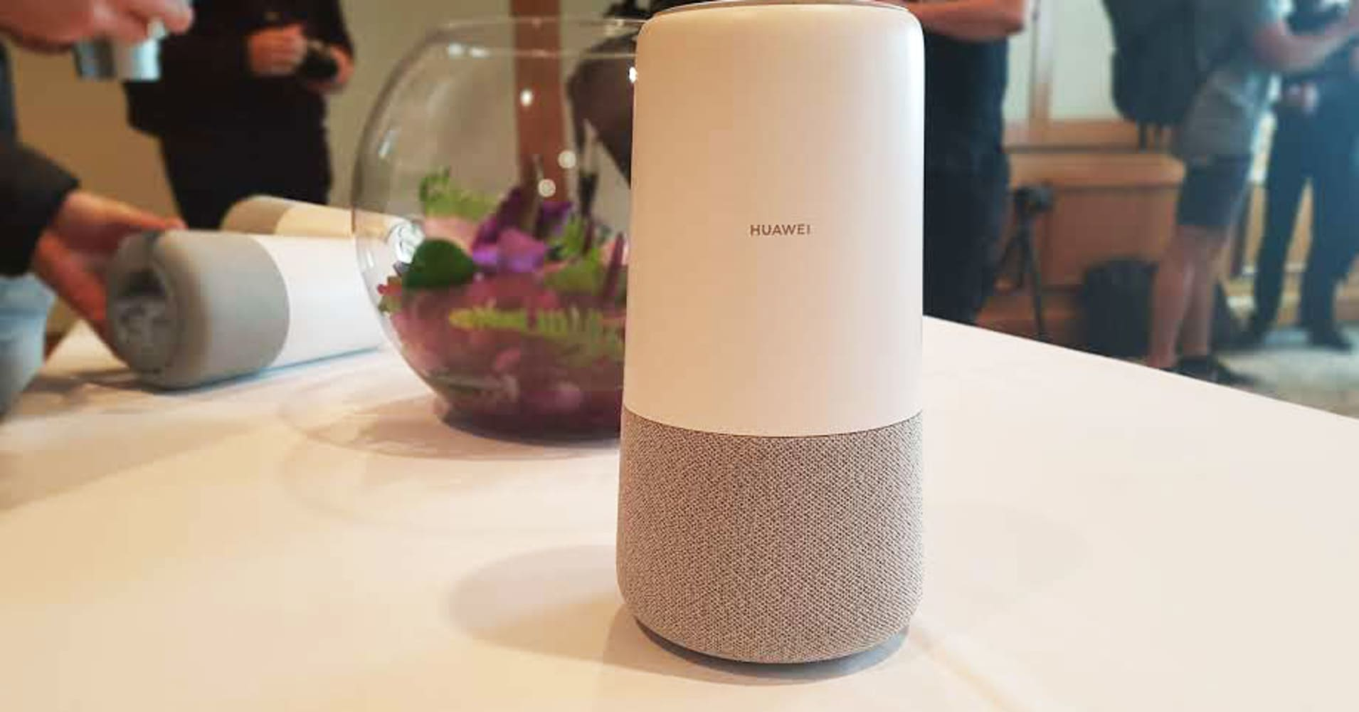 Huawei voice assistant to rival Amazon Alexa and Google outside China