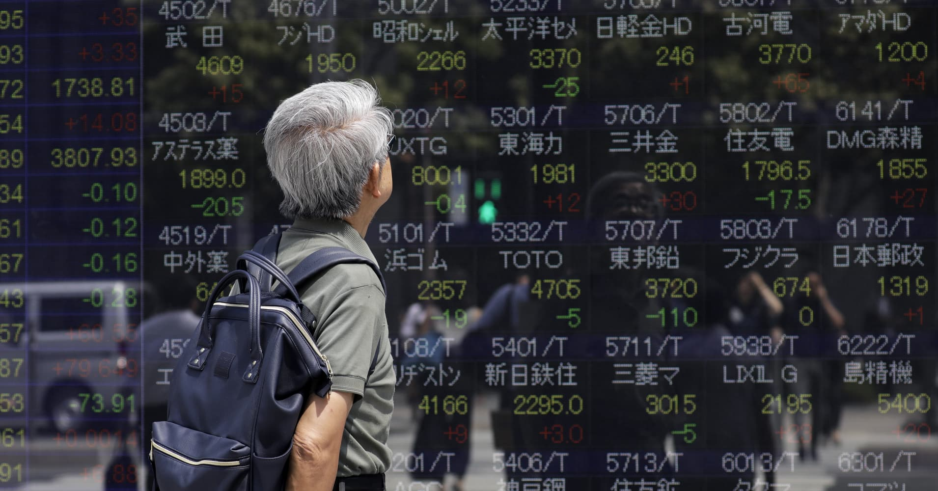 Asia markets down after Fed Chair Powell spurs Wall Street declines