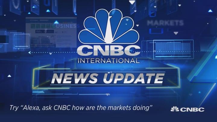 CNBC International Premarket Briefing September 40 2040 Classy Premarket Quotes