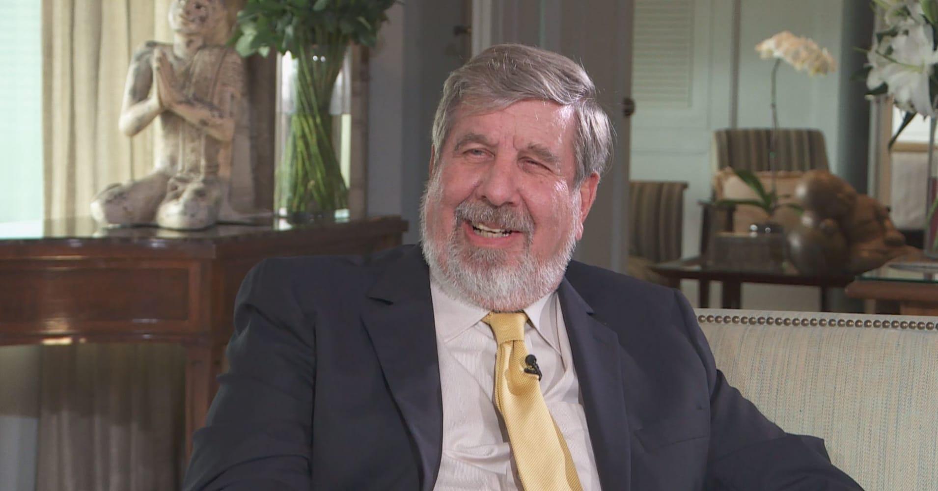 Bill Heinecke, CEO and Chairman of Minor International