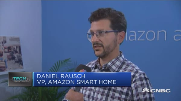 Amazon VP: We expect the Echo interaction to continue