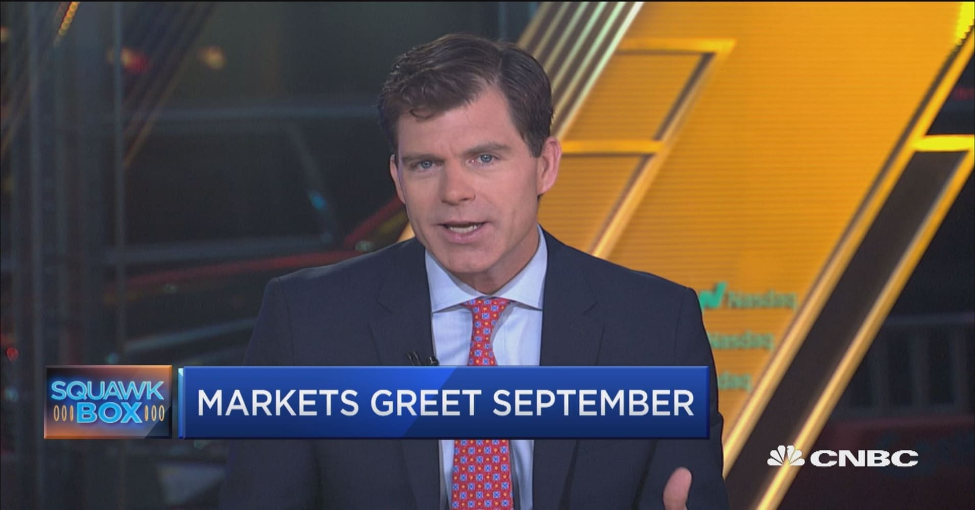 Markets Ready To Greet Sober September