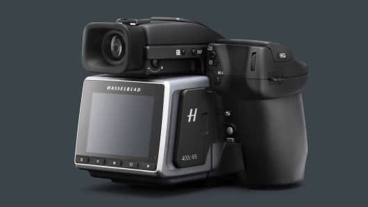 The Hasselblad H6D-400c MS