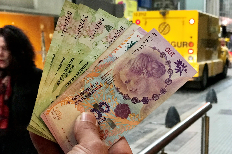 Argentine Peso And Turkish Lira Crash Pressuring Emerging Currencies