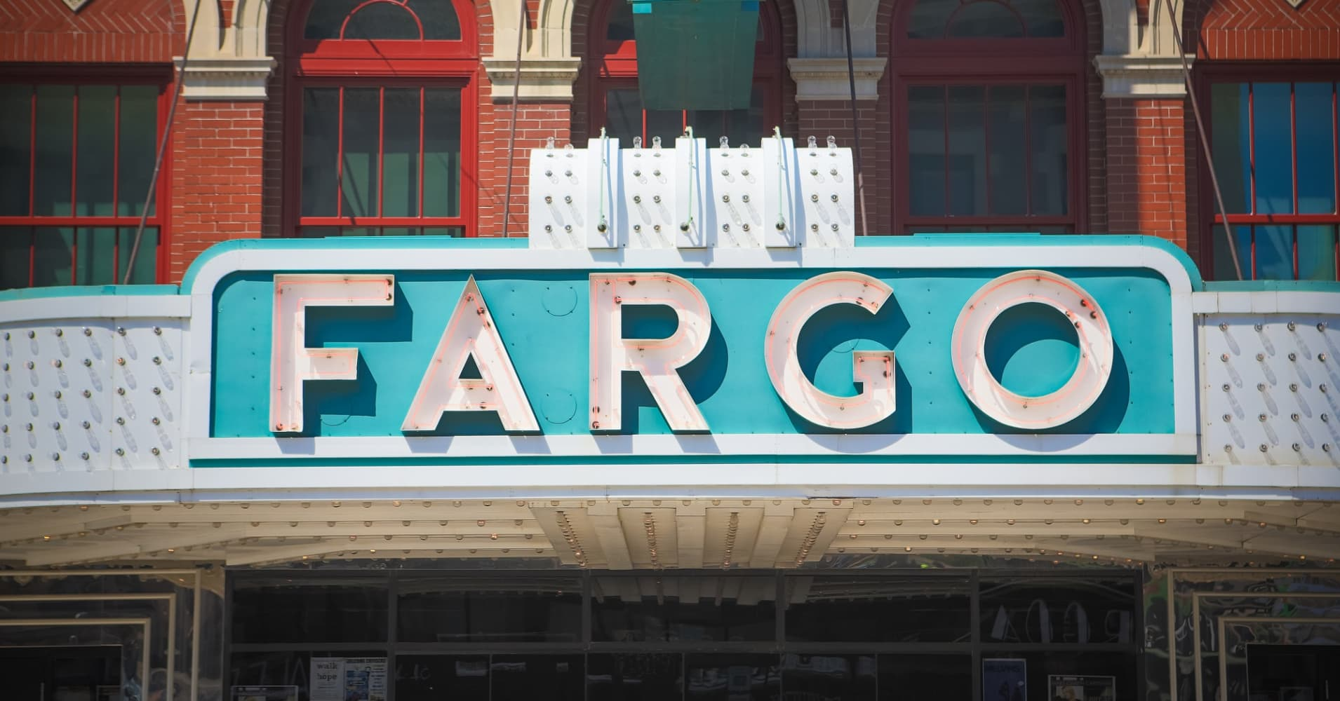 The Fargo Theatre is an art deco movie theatre in downtown Fargo, North Dakota. It was built in 1926. It was restored in 1999 to its historic appearance and now is a center for the arts in the Fargo-Moorhead metropolitan area. The building is listed on the National Register of Historic Places.