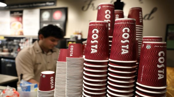 Costa acquisition 'good news for shareholders,' analyst says