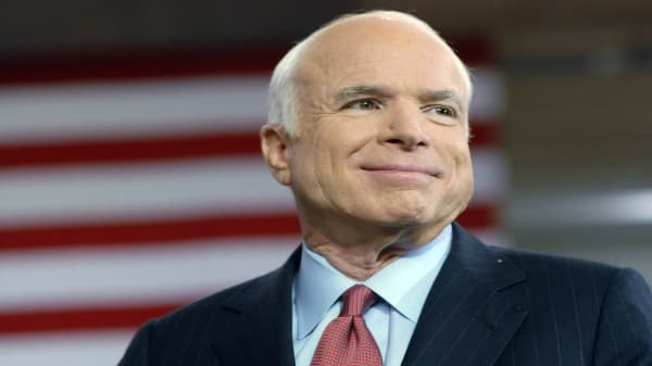 Week in Review: Remembering John McCain