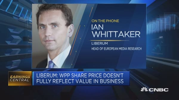 Interesting to see what WPP does about market research: Media expert