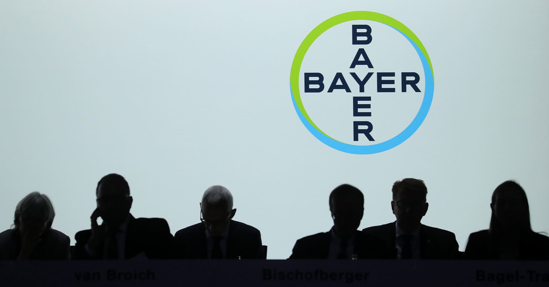 Bayer adjusted profit gains 15.8% on Monsanto, consumer health