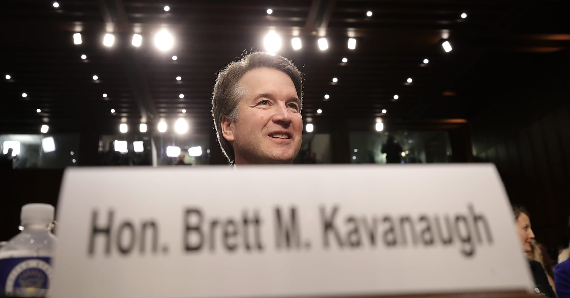 Watch: Confirmation hearings begin for Trump Supreme Court nominee Brett Kavanaugh