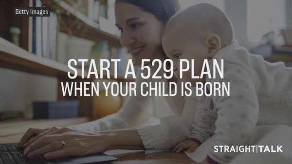 Investing in a 529 plan