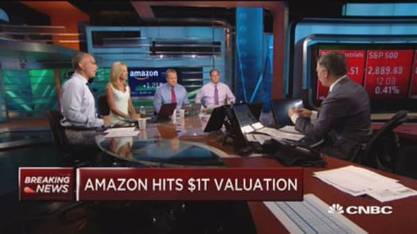 Lebenthal: Amazon's $1T valuation is an 'arbitrary line in the sand'