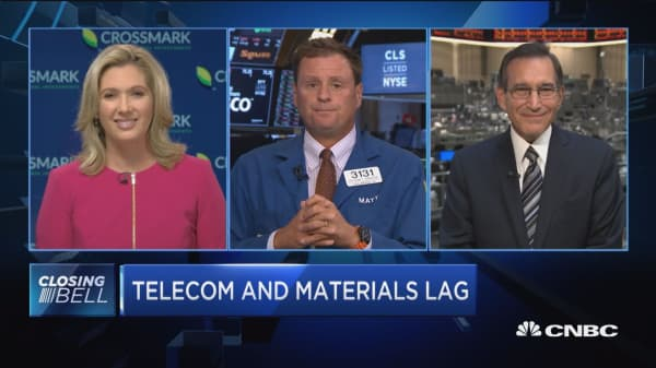 Closing Bell Exchange: US economy continues to lead despite trade talks
