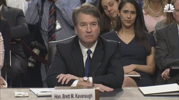 Highlights from Brett Kavanaugh's Supreme Court confirmation hearing